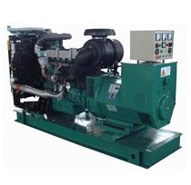 沃尔沃250kw柴油发电机组